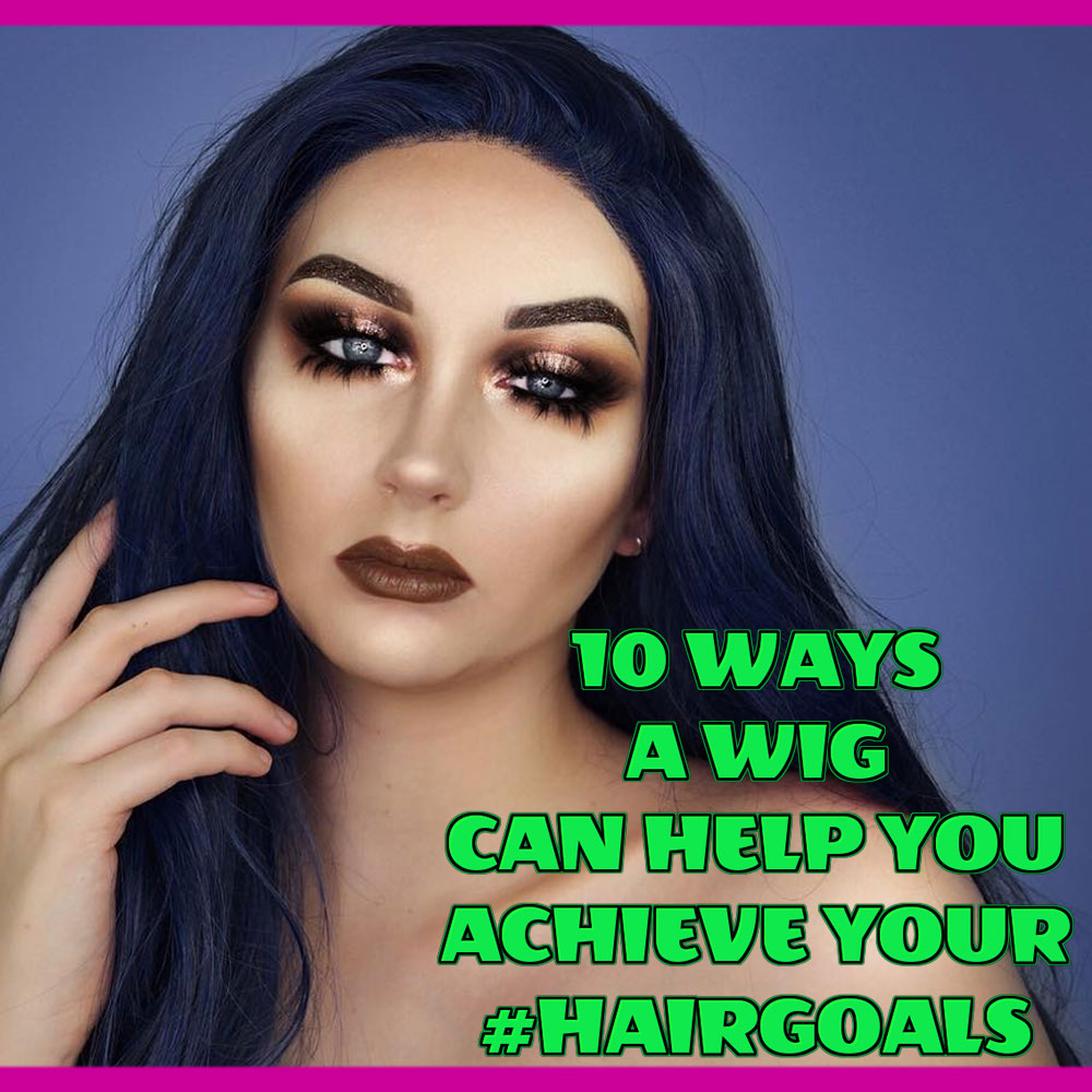 Synthetic Wigs How To Hairstyles 10 Ways