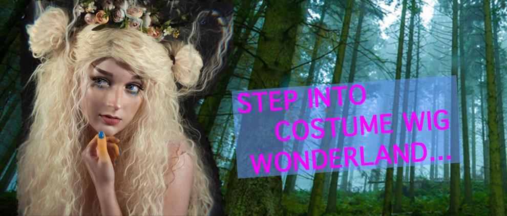 Cosplay Costume Wigs UK