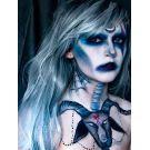 Goth Wig Grey