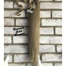 Clip In Ponytail Gold Blonde Straight