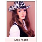 Brown Wig Lace Front Long Wavy