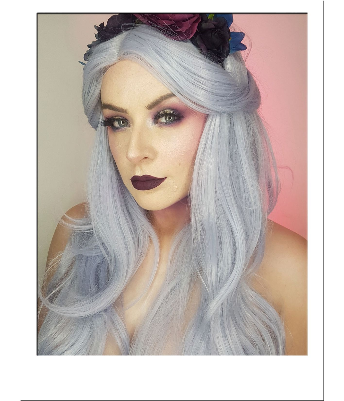 Kylie Jenner Silver Wig Fashion Wigs Star Style Wigs