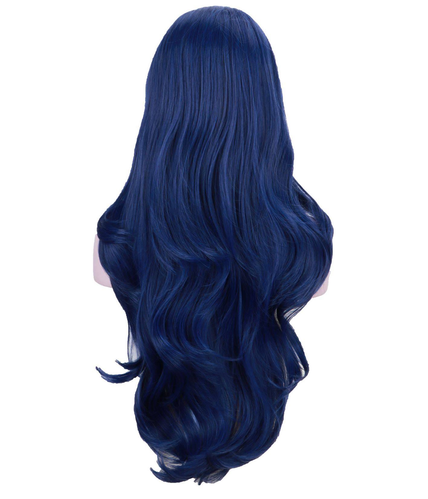 Navy Blue Lace Front Wig Lace Front Wigs Uk Star Style