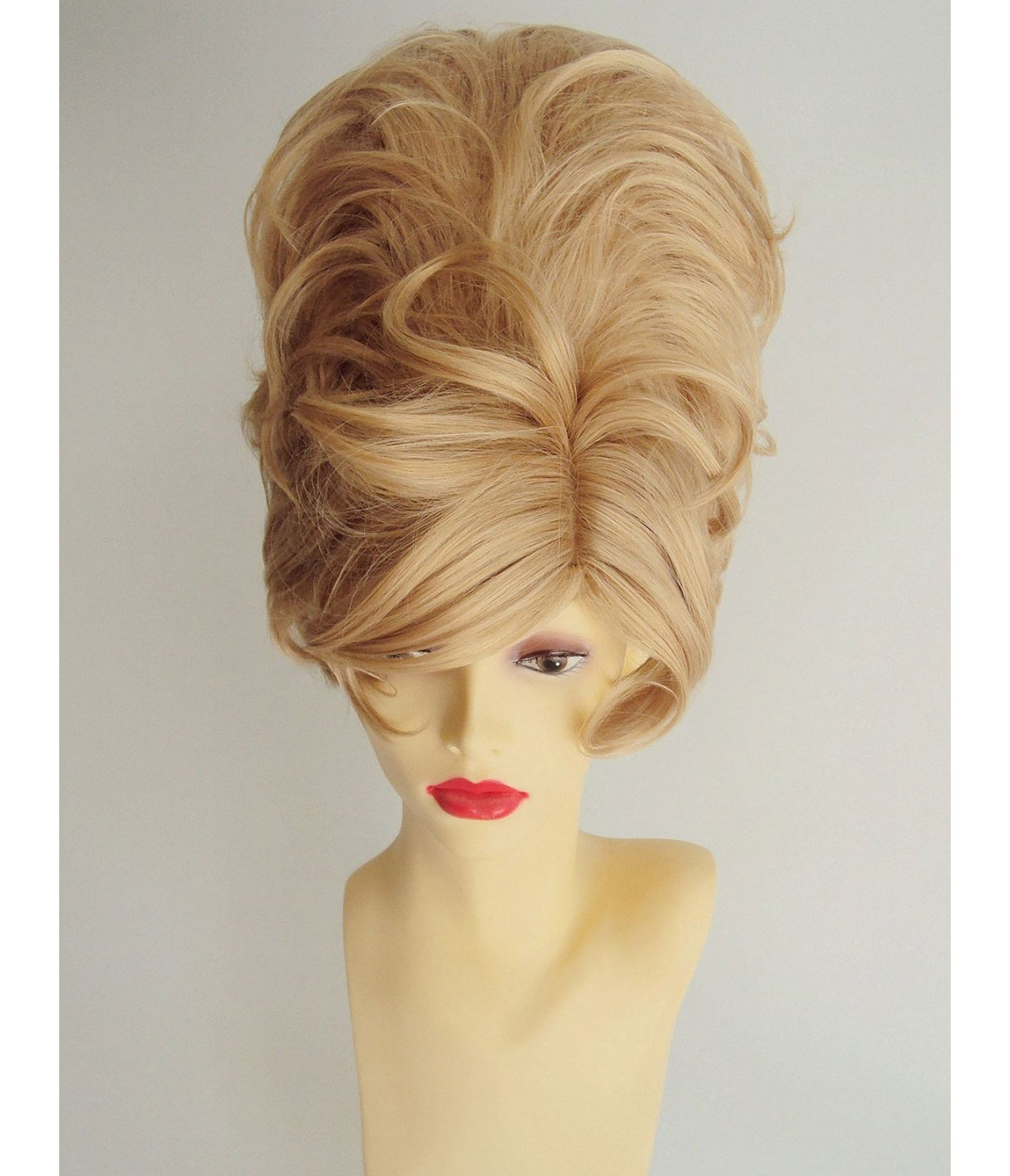 Blonde Beehive Wig Costume Wigs Star Style Wigs Uk