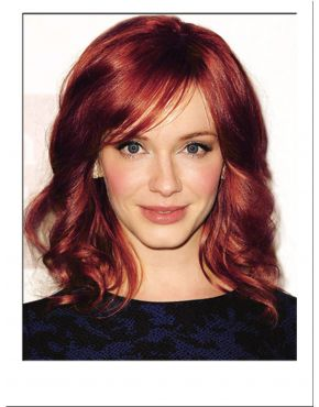 Christina Hendricks Fashion Wig