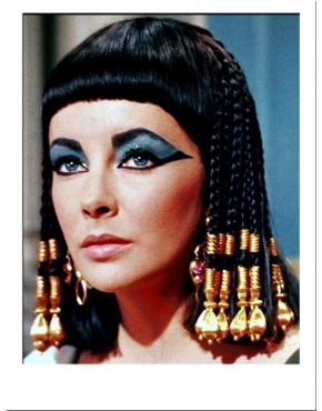 Cleopatra Braided Costume Wig