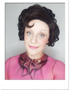 Dolores Umbridge Old Lady Wig