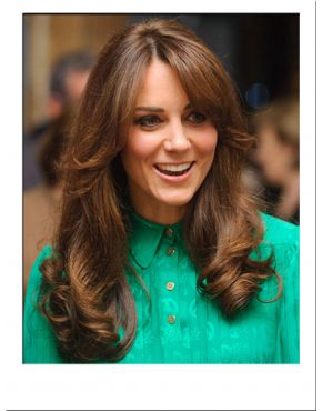 Kate Middleton Fashion Wig