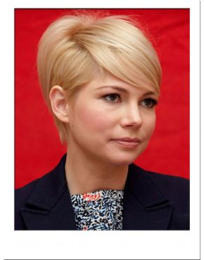 Michelle Williams Pixie Wig
