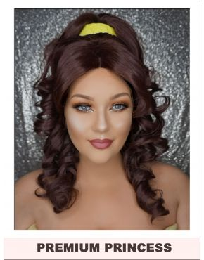 Adult Belle Beauty Wig