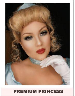 Cinderella Wig Adult UK