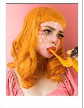 Pin Up Wig Ginger