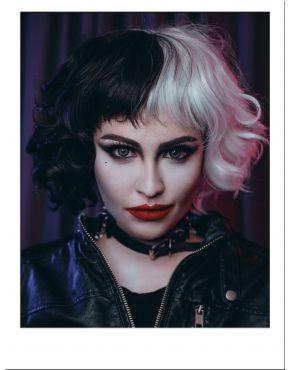 Cruella 2021 Movie Wig Emma Stone
