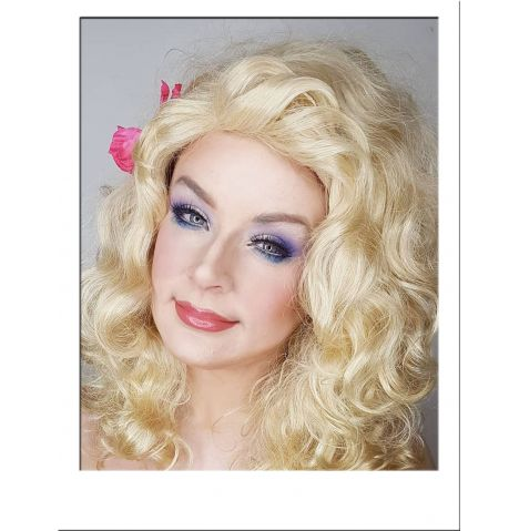 Dolly Parton Costume Wig