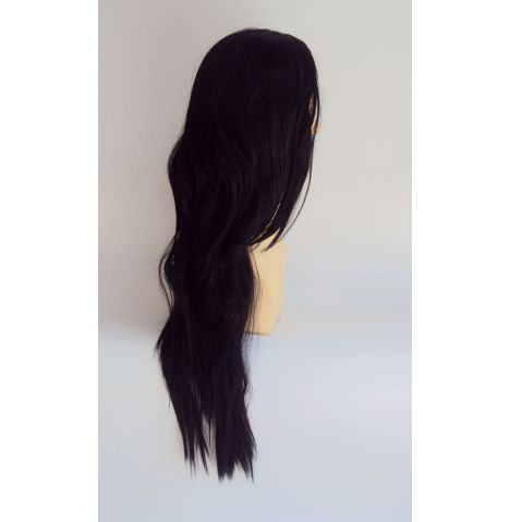 Kylie Jenner Long Black Hairpiece