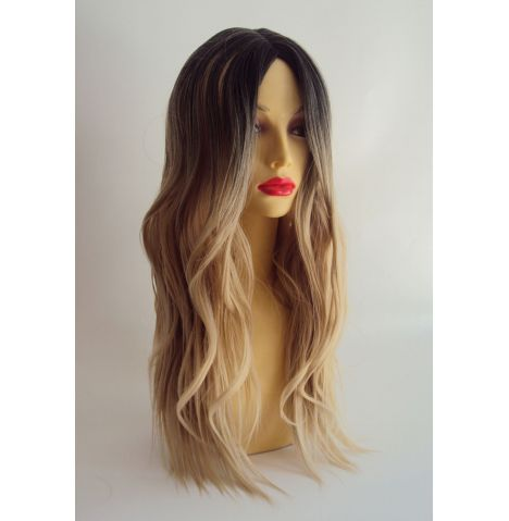Long Blonde Fashion Hairpiece