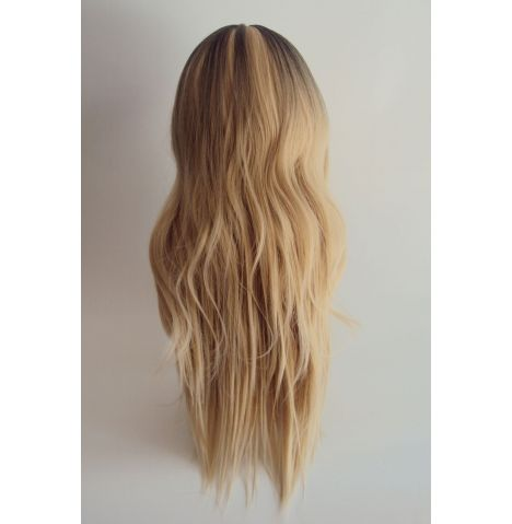 Lauren Blonde Rooted Fashion Wig