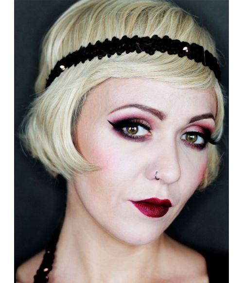 1920s Flapper Wig Blonde
