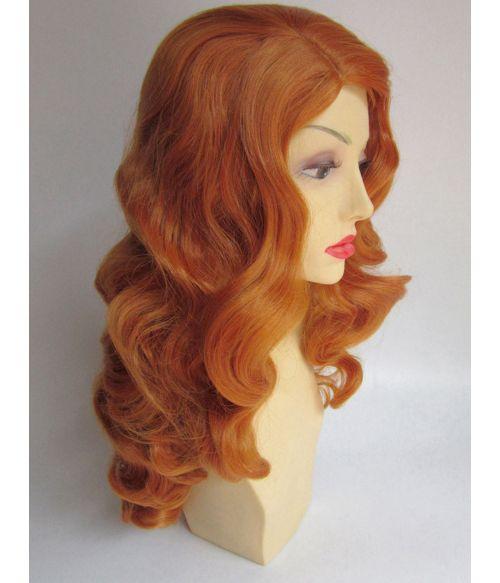 1940s Wig Ginger