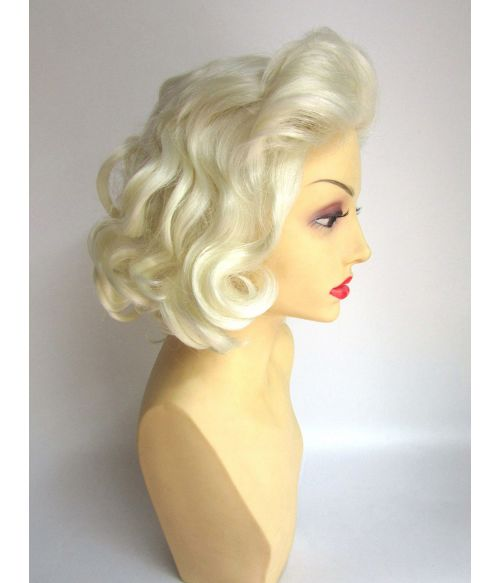 1950s Wig Costume