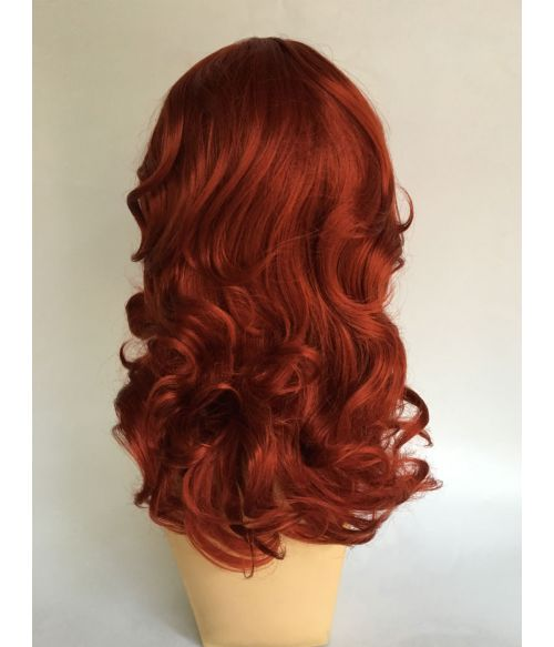 1950s Wig Pin Up Auburn