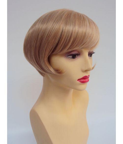 20s Flapper Wig Blonde