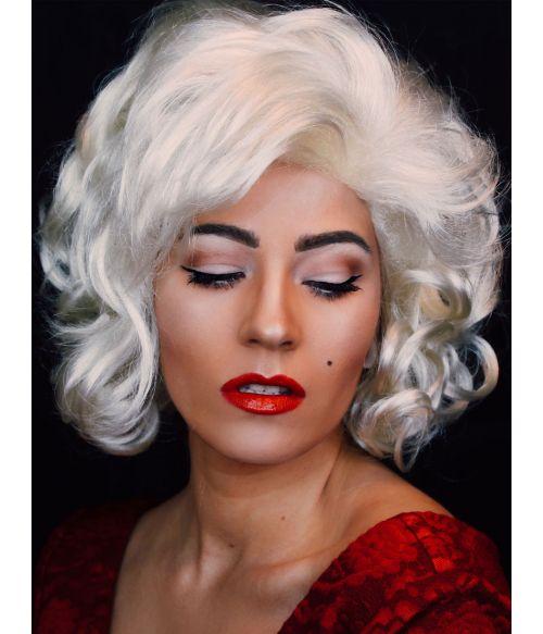 50s Style Wig Marilyn Monroe