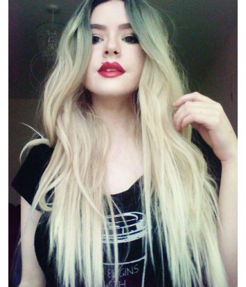 Lauren Conrad Blonde Fashion Wig