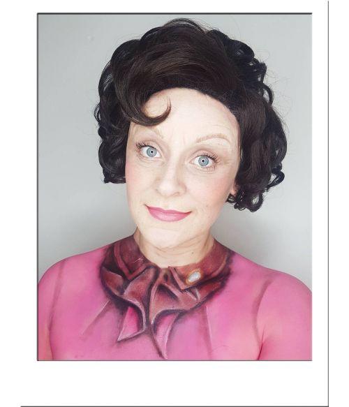 Dolores Umbridge Old Lady Wig