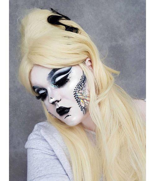 Drag Wig Blonde Beehive
