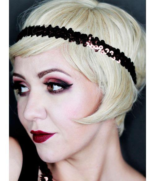 Flapper Wig Blonde