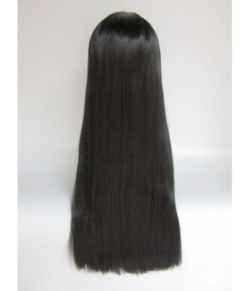 Lady Gaga Straight Black Wig