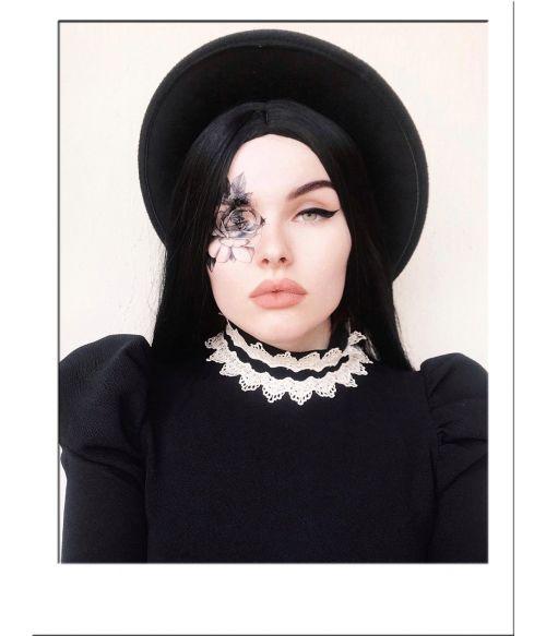 Goth Wig