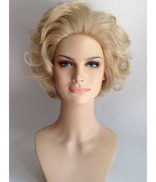 Grandma Wig Blonde