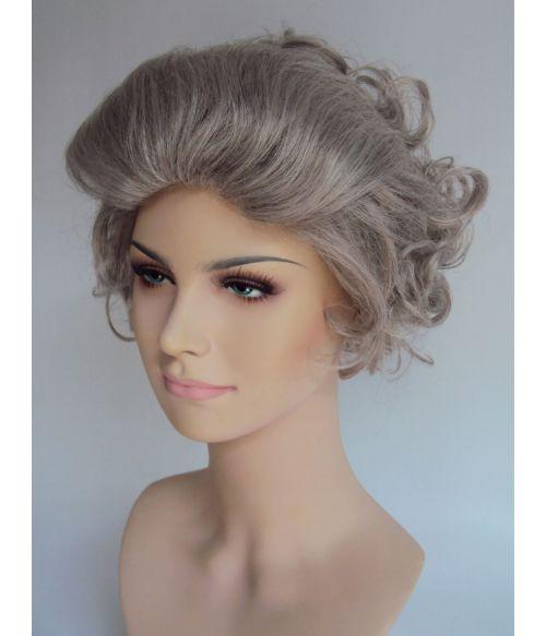 Grandma Wig Grey