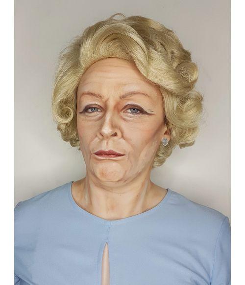 Granny Wig Curly