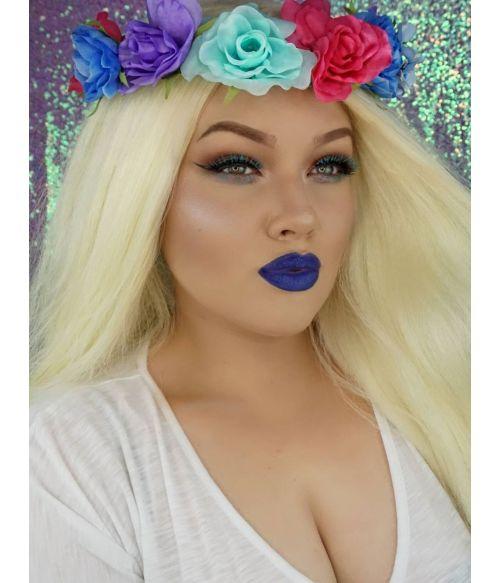 Hippie Wig Woman