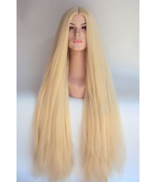 Hippie Wig Long Blonde