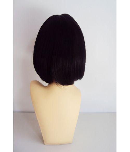 Black Bob Celebrity Hairpiece