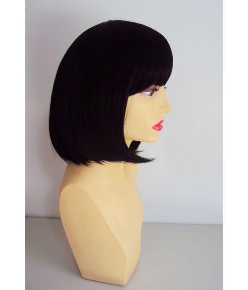 Black Bob Fashion Wig