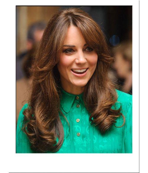 Kate Middleton Wig