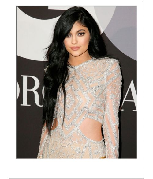 Kylie Jenner Fashion Wig