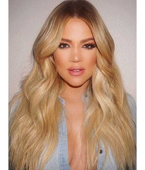 Khloe Kardashian Wig