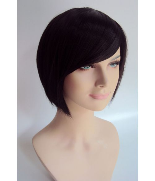 Short Brown Fashion Hairpiece