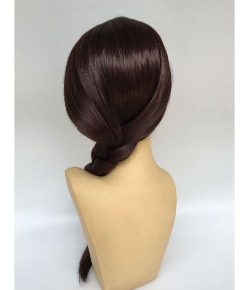 Lara Croft Wig Costume