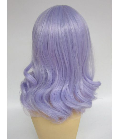 Lilac Wig Mid Length