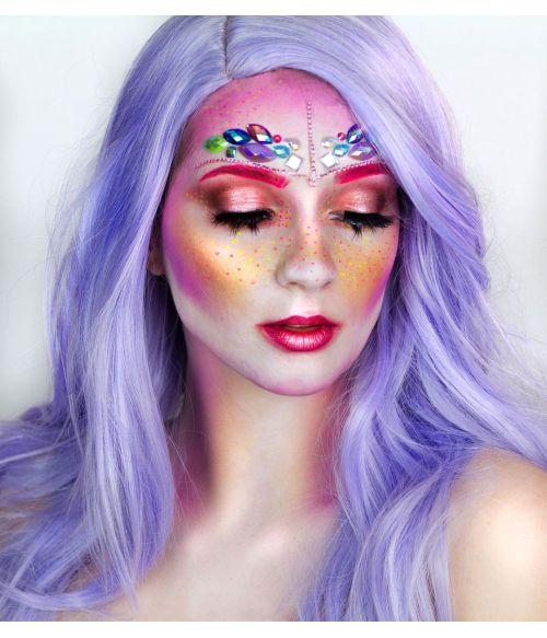 Lilac Wig Purple
