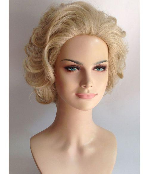 Margaret Thatcher Wig