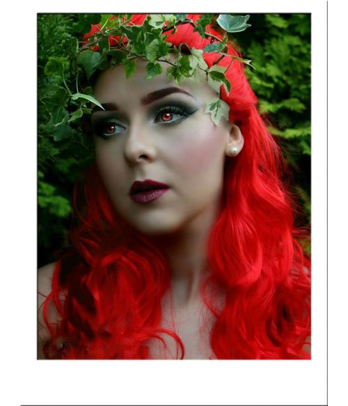 Poison Ivy Wig UK
