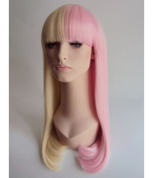 Split Color Wig